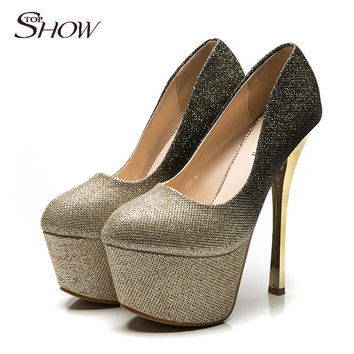 best silver prom high heels products on wanelo