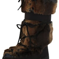 Pajar Salome Women's Mukluk Winter Snow Boots Faux Fur