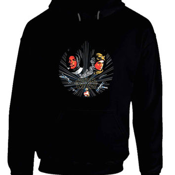 Star Wars The Force Awakens Fan Art Illustrations Hoodie