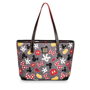 Best of Mickey Mouse Tote Bag by Dooney & Bourke   Disney Store