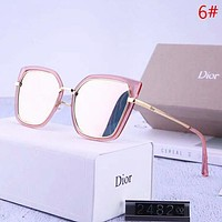 DIOR Women Fashion New Polarized More Color Travel Sunscreen Leisure Glasses Eyeglasses