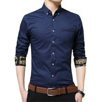 New Autumn Fashion Brand Men Clothes