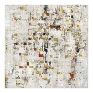 Patchy Square Wall Decor