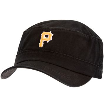 Pittsburgh Pirates - Logo Squad Fitted Cadet Cap