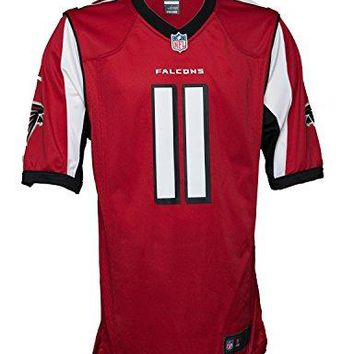 Nike NFL Men's Atlanta Falcons Julio Jones Jersey - Red - Above $100 is Robbery