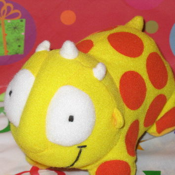 Maggie and the Ferocious beast Plush stuffed animal Toy hard to find ** SO CUTE