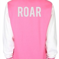 Roar Katy Perry Varsity Jacket