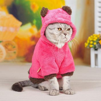 Funny Cat Clothes Cats Wear Pet Costume Cat Dress  Funny Dogs Costumes Kostuums VOOR Katten Dog Halloween Costume DDMXFF3