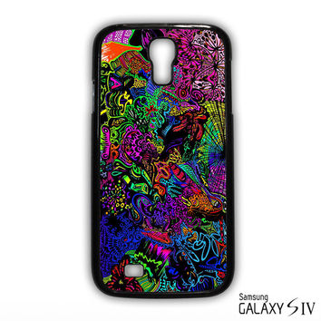 trippy alice in wonderland for Samsung Galaxy S3/4/5/6/6 Edge/6 Edge Plus phonecases