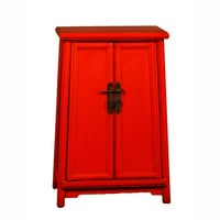 Perennial Legacy: Ming Storage Cabinet Red, at 25% off!