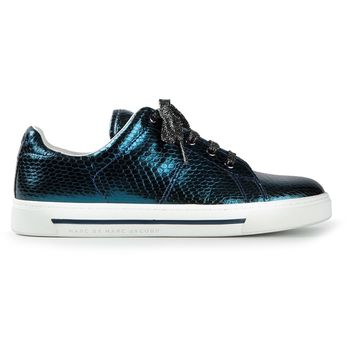Marc By Marc Jacobs Python Effect Sneakers