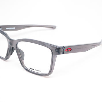 Oakley Fenceline OX8069-0353 Grey Smoke Eyeglasses