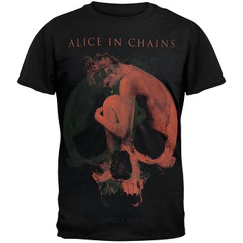 Alice In Chains - Fetal 2013 Miami Montreal Tour T-Shirt