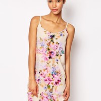 Oh My Love Printed Cami Dress