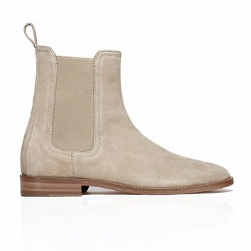 Chelsea Boots Stone