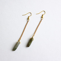 Jade Fog Earrings