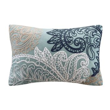 Kiran Cotton Decorative Pillow - Home Decor | INK+IVY