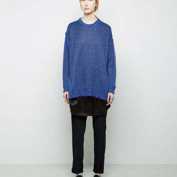 Combo Sweater Dress by MM6 by Maison Martin Margiela