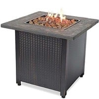 Garden Outdoor Gas Fireplace Outdoor GAD1401M LP Gas Outdoor Fireplace