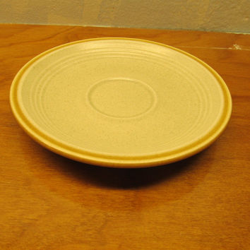 STONEWARE SAUCER HC1050 MADE IN JAPAN