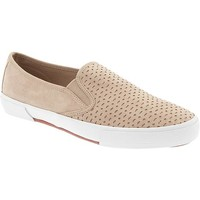 Old Navy Womens Perforated Slip Ons