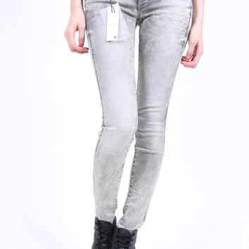 G-Star Raw Midge Cody Mid Skinny Slander Flint Super Stretch (Marble Wash)