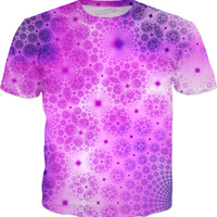 Magic Tiles | Fractal Festival / Rave shirt | Fractal Clothes | Rave & Festival Shirt