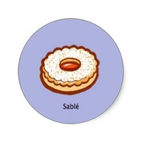 French Cooking Sticker from Zazzle.com