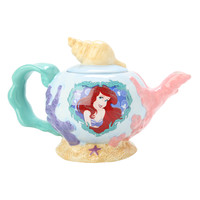 Disney The Little Mermaid Pearl Of The Sea Teapot