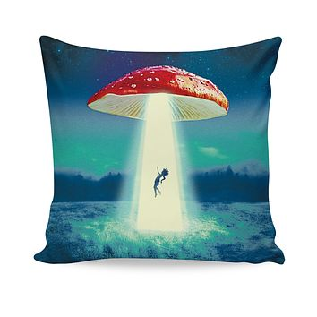 Going on a Trip Couch Pillow