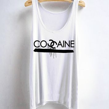 cocaine - the tank