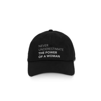 The Power Of A Woman Hat