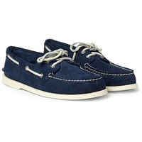 Sperry Top-Sider - Authentic Original Suede Boat Shoes | MR PORTER