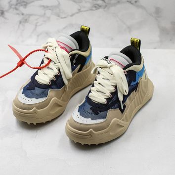 Off White Odsy 1000 Sneakers - Best Online Sale