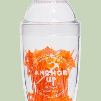 A Summer Shop 'Cocktail Anchor' Shaker & Picks