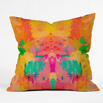 Rebecca Allen Ascending Throw Pillow