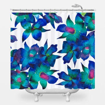 Orchid Fascination Shower Curtain