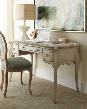 """Crosby"" Writing Desk - Horchow"