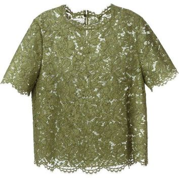 DCCKIN3 Valentino lace top