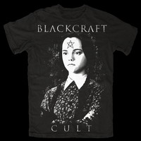 Wednesday - Mens tees | Black Craft