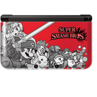 Nintendo 3DS XL - Red Super Smash Bros. Edition