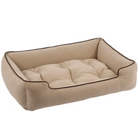 Jax and Bones Sleeper Bolster Dog Bed