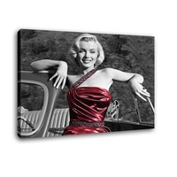 Without Frame Decor Canvas Painting Wall Pictures 1 Panels Wall Art  Marilyn Monroe Canvas Art Home Decor Modern Huge Pictures