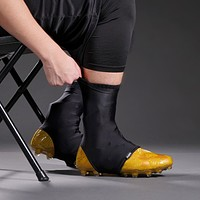 Basic Black Spats / Cleat Covers