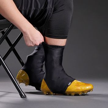 Black Spats / Cleat Covers