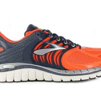 BROOKS Mens Glycerin 11 Orange/Denim/Silver - Sale