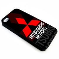 mitsubishi motors logo | iPhone 4/4s 5 5s 5c 6 6+ Case | Samsung Galaxy s3 s4 s5 s6 Case |