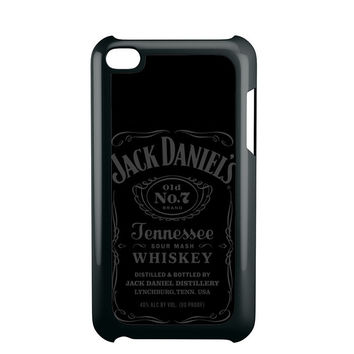 Jack Daniels Tennessee Whiskey Grey Ipod 4 Case