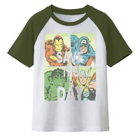 Marvel Characters ''Save the Day'' Tee - Toddler Boy, Size: