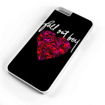 Fall Out Boy Band Save Rock And Roll iPhone 6s Plus Case iPhone 6s Case iPhone 6 Plus Case iPhone 6 Case